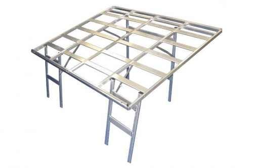 Markttafel Chris 150x120cm