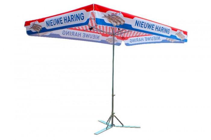 Marktparasol meepakker Thema Haring