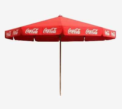 parasoldoek nieuw doek op de parasol
