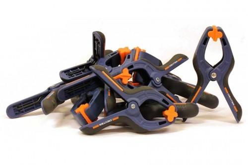 zeilklem dexter 10 stuks groot Zeilklem, marktklem, markt, klem, metaalklem, marktbenodigdheden metaal