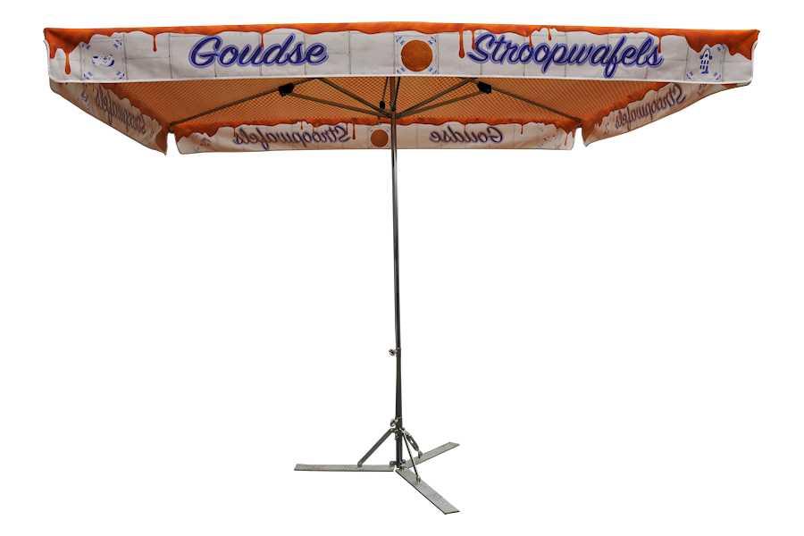 Meepakker parasols Asperge
